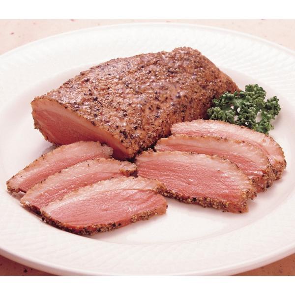 冷凍食品 業務用 合鴨ロースパストラミ 約200g×5袋入 20677 弁当 あいがも 合鴨 オードブル 前菜 洋食 一品