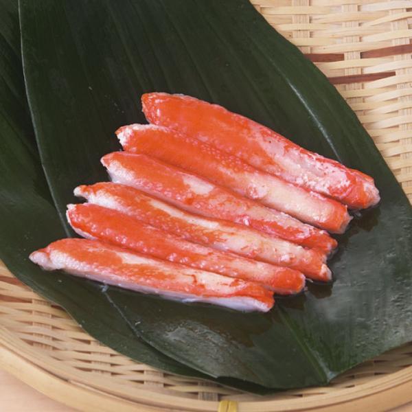 冷凍食品 業務用 ボイルズワイガニ棒肉 約300g (約30本入) 20768 弁当 ボイル ずわいがに ズワイガニ 魚介類