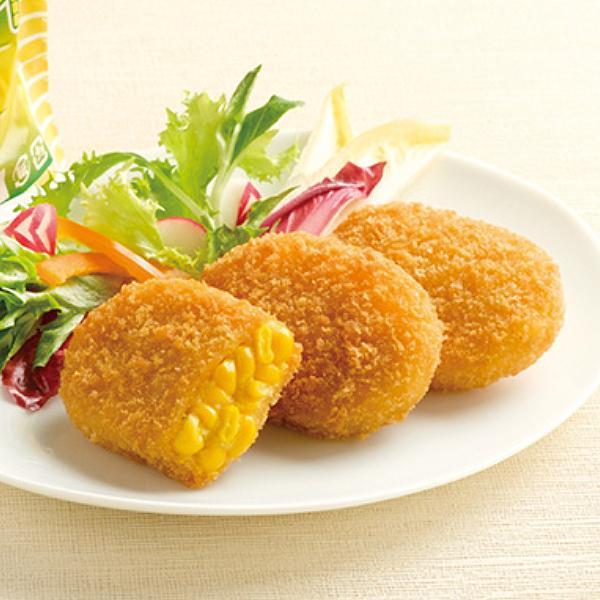 冷凍食品 業務用 北海道コーンバターフライ 約45g×20個入 20977 弁当 とうもろこし ランチ 一品 揚げ物 洋食