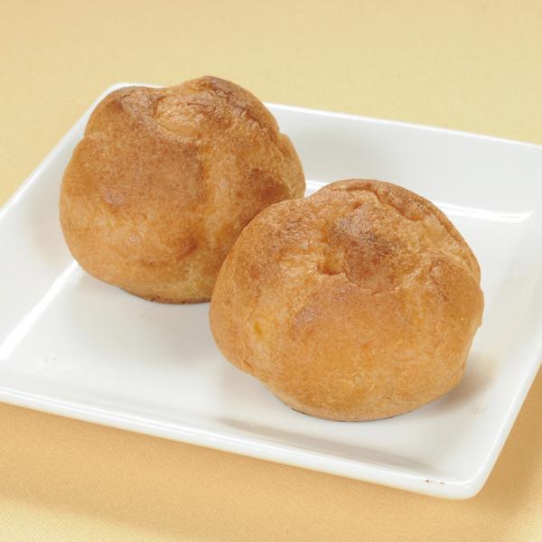 冷凍食品 業務用 道産卵のこだまシュー 約179g (12個入) 21796 シュークリーム しゅーくりーむ デザート 洋菓子 おやつ