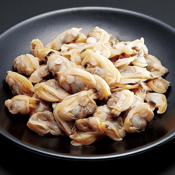 冷凍食品 業務用 ボイルあさり M 500g (約200〜280個入) 21928 弁当 浅利 浅蜊 貝 自然素材 アサリ