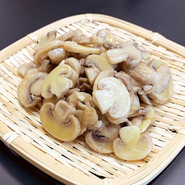 冷凍食品 業務用 マッシュルーム スライス 500g 21969 弁当 冷凍野菜 きのこ 一口 カット