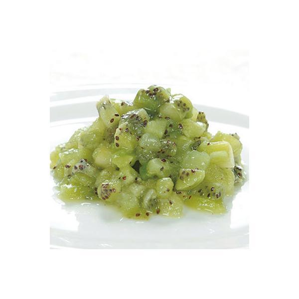 冷凍食品 業務用 キウイダイス500g 22222 キウイフルーツトッピング フルーツ 果物 カット