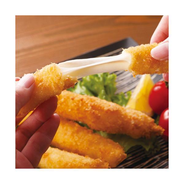 冷凍食品 業務用 冷凍 モッツァレラ カット 500g (約42本入) 22343 チーズドッグ