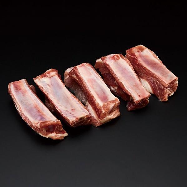 冷凍食品 業務用 豚スペアリブ 1kg (7本入) 22439 弁当 豚肉 カット済 少量ずつ 解凍 1ピース