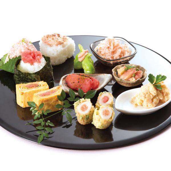 冷凍食品 業務用 無着色 辛子明太子 1本物 (30/50) 1kg 22445 めんたいこ 天日塩 塩漬 魚卵