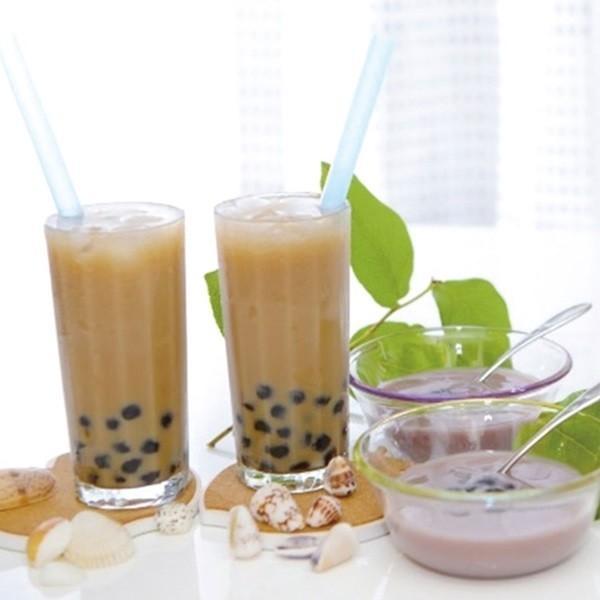 冷凍食品 業務用 即食ブラックタピオカ 1kg 22739 カフェ デザート スイーツ ドリンク ブーム 流行 もちもち デザート