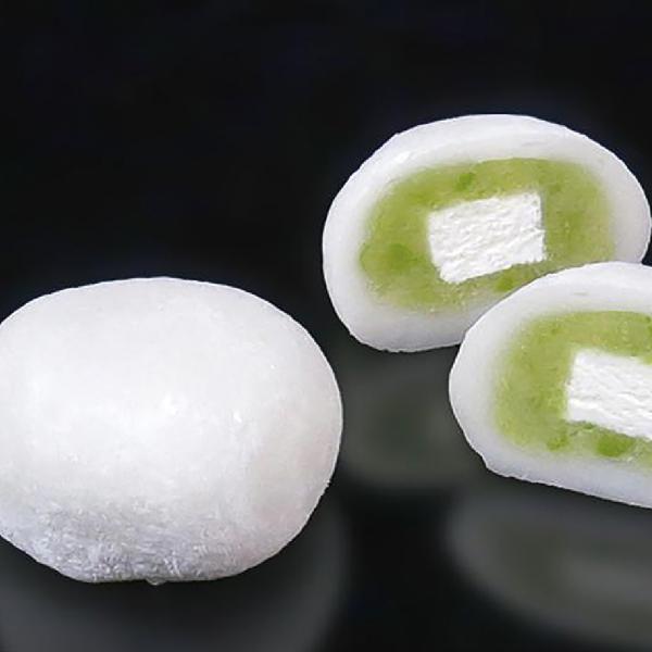 グルメ 冷凍食品 業務用 ふわとろクリーム大福ずんだ 約400g(10個入) 23000 販売期間4月末〜8月  和菓子 甘味 デザート 枝豆