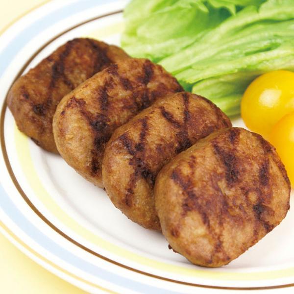 冷凍食品 業務用 ミニハンバーグ 750g (約30g×25個入) 36362 弁当 国産 鶏肉 弁当 肉 プチ