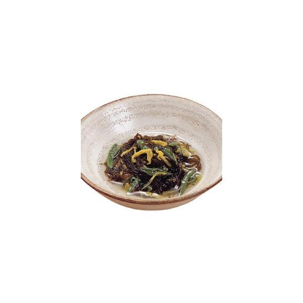 グルメ 冷凍食品 業務用 順才もずく 1kg 39231 販売期間4月末〜8月  水雲 夏の素材 小鉢 惣菜