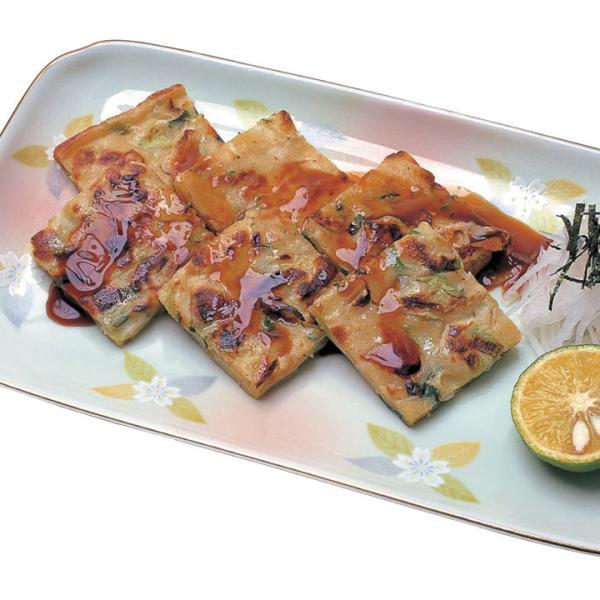 冷凍食品 業務用 小さなねぎ焼 800g (50個入) 5392 弁当 葱焼 一口サイズ 粉物 粉もの 粉モノ お好み焼き ビール レンジ