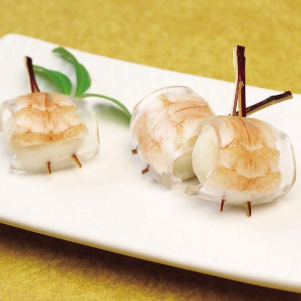 冷凍食品業務用海老水仙15個入5512弁当前菜百合根エビ海老小鉢惣菜和食
