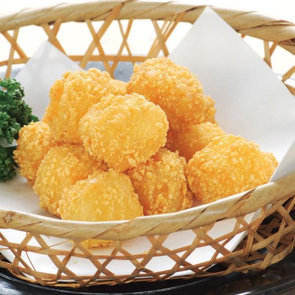 冷凍食品 業務用 ジャガ丸チーズカリカリ 500g (約85個入) 5946 弁当 揚物 おつまみ じゃがいも チーズ 野菜 惣菜 セール sale