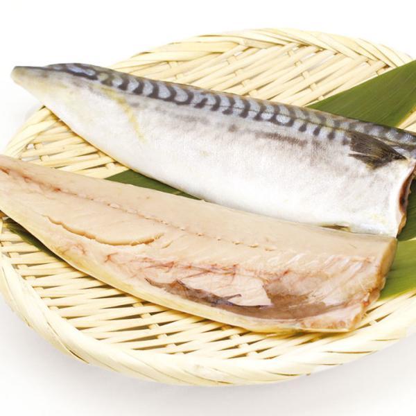 冷凍食品 業務用 塩サバフィーレ3枚 (真空) 約150g×3切入 5965 弁当 塩味控えめ 魚 さば 鯖 切身