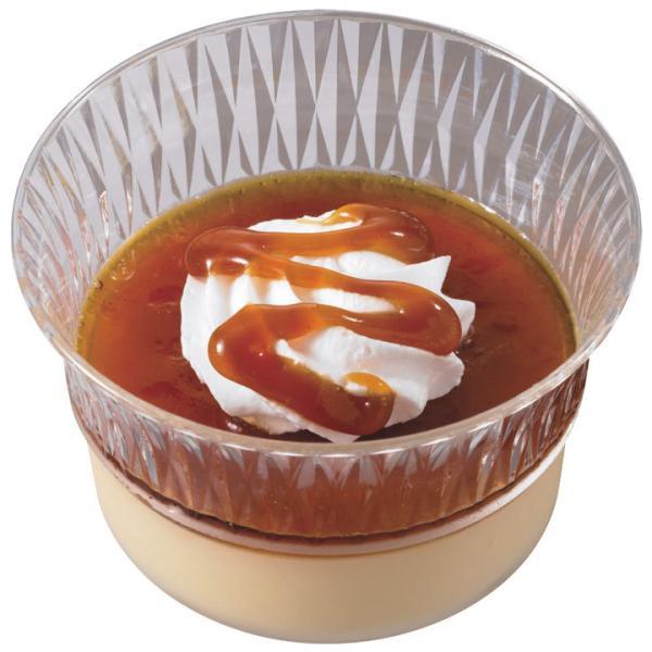 冷凍食品 業務用 ミニカップデザート カスタードプリン 約30g×10個入 87073 バイキング パーティー 冷凍 洋菓子 プリン