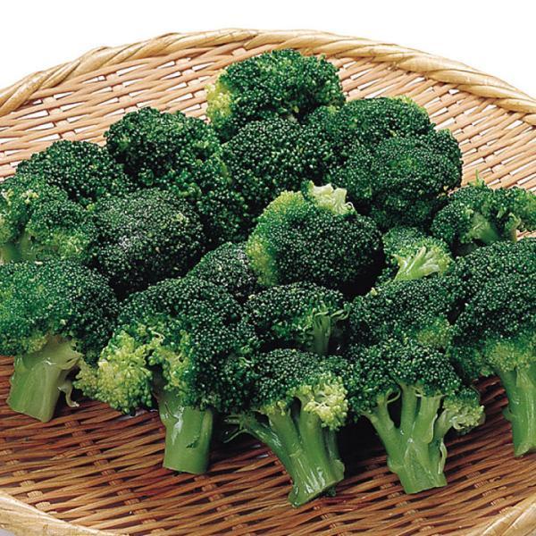冷凍食品 業務用 ブロッコリー IQF 500g (約35〜45個入) 8851 弁当 IQF バラ凍結 人気商品 簡単 時短 冷凍 野菜 カット野菜
