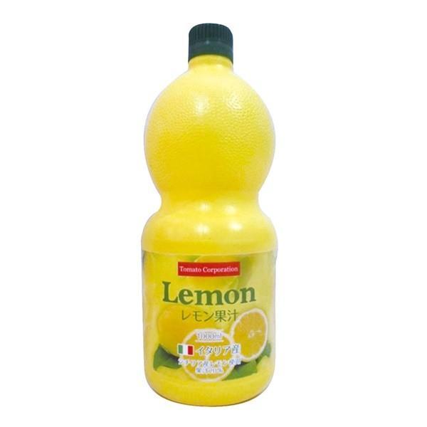 業務用 レモン果汁20% (イタリア産) 1L 112550