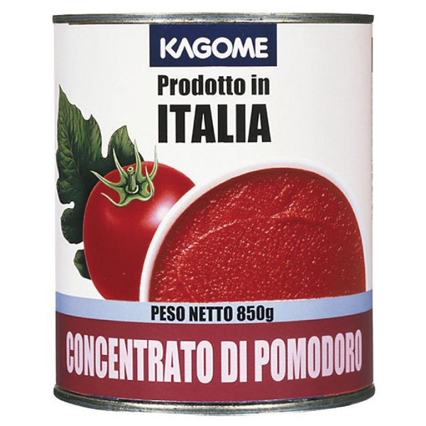 業務用 トマトペースト イタリア産 2号缶 850g 36499