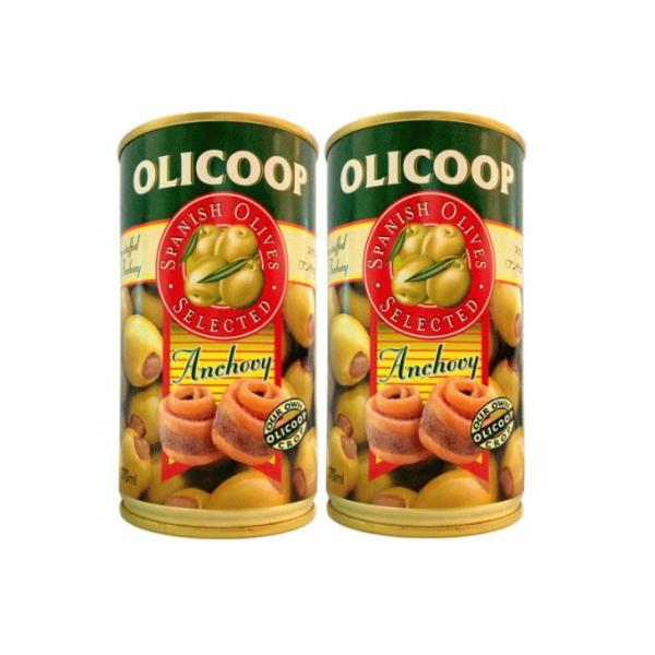 アンチョビオリーブ2缶セット