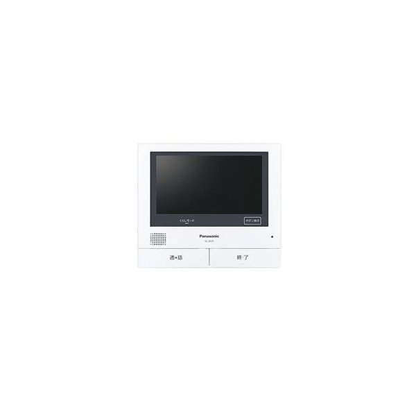 送料無料Panasonic テレビドアホン用増設モニター 電源コード式 直結式兼用 VL-V671K