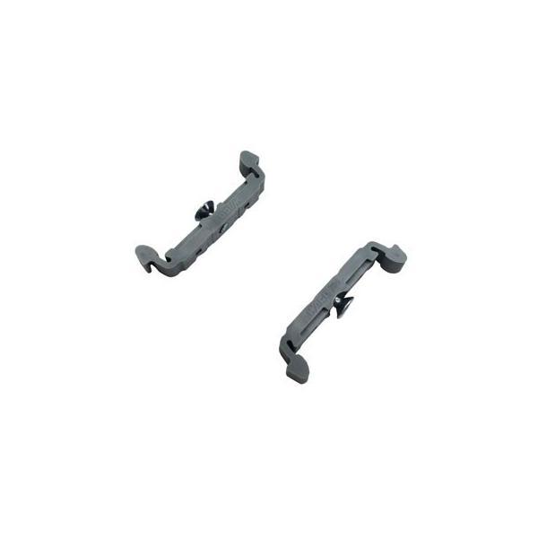 SSTK-05 DINレールアダプタ付属L型取付金具 USBシリーズ小型器対応取付金具|systemsacom|03