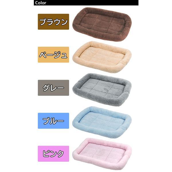 PetStyle シンプル ペット用ベッド・マット 犬 猫 Sサイズ systemstyle 12