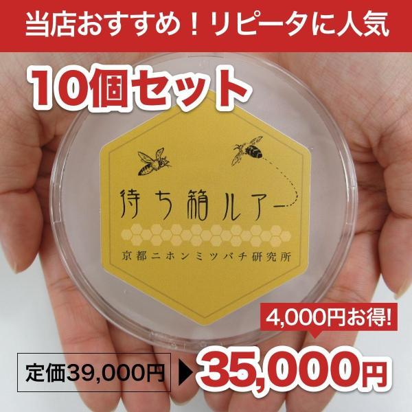待ち箱ルアー(10個セット)|syumatsu-yoho