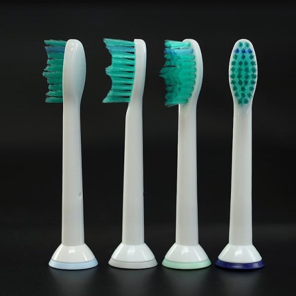 フィリップス ソニッケアー対応 互換 替えブラシ HX6014 スタンダードサイズ  電動歯ブラシ 替ブラシ [4本セット]|syumicolle|02