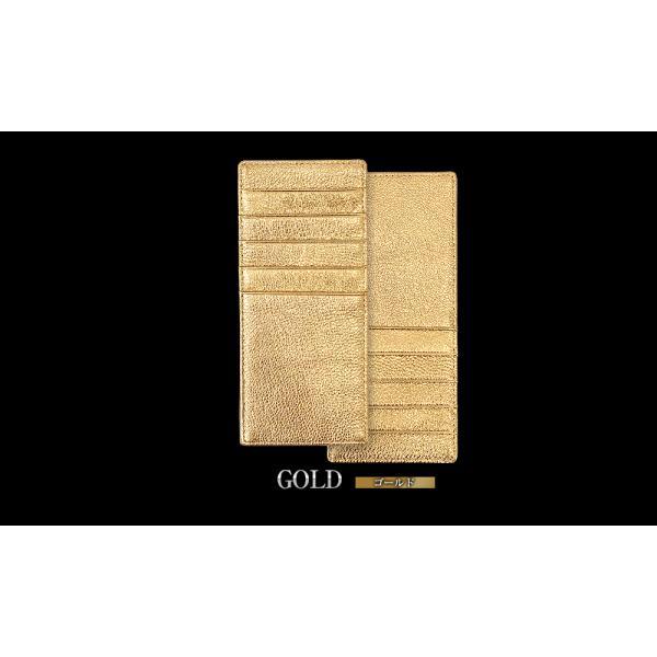 カードケース メンズ 大容量 薄型 インナーカードケース 本革 10枚収納 長財布用 カード入れ 本格牛革仕様 意匠登録済|syumicolle|10