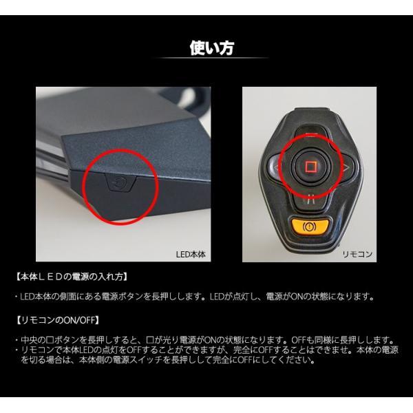 自転車用 LEDウィンカー 充電式 テールライト 指示器 ロードバイク サイクル syumicolle 07