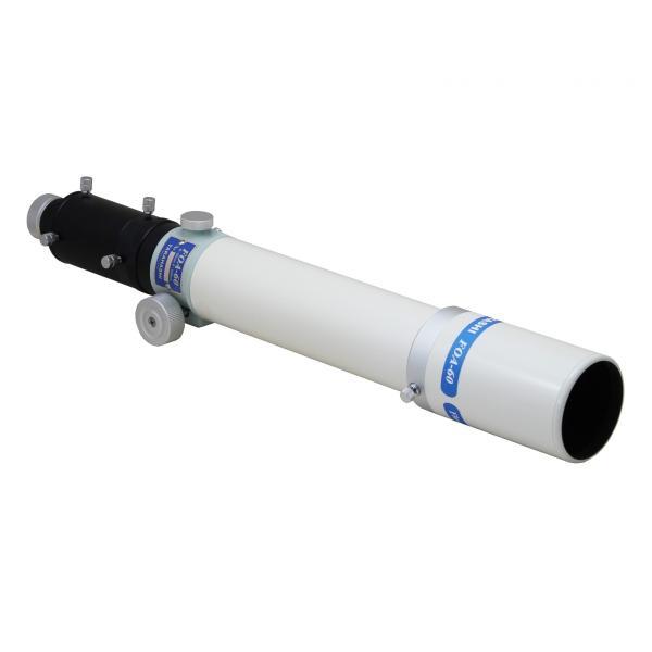 タカハシ FOA60Q鏡筒 6x30ファインダーあり