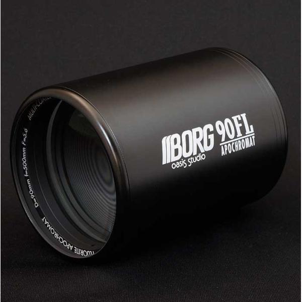 BORG 【2591】BORG90FL対物レンズ(BK)