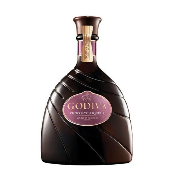 ゴディバ チョコレートリキュール 750ml [正規] :godiva:酒ポッポ お酒 ...