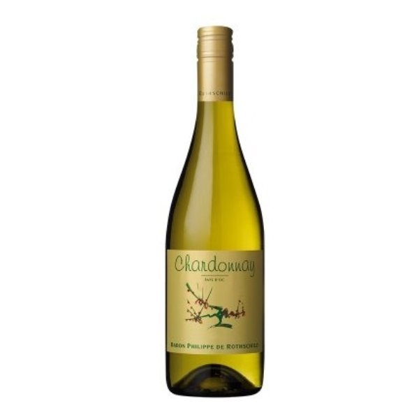 お歳暮 ギフト ワイン バロン・フィリップ・ド・ロスチャイルド ヴァラエタル シャルドネ 750ml フランス 白ワイン
