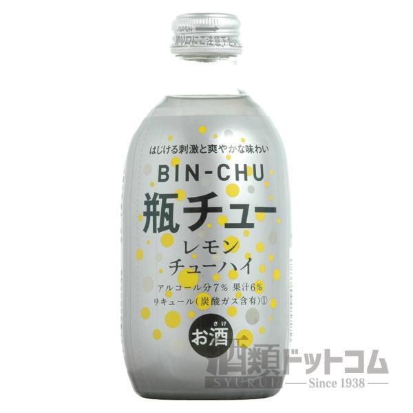 瓶チュー レモン(24本入り)|syurui-net