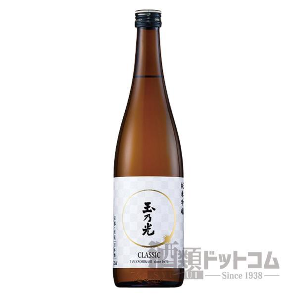 玉乃光 純米吟醸 クラシック 720ml|syurui-net