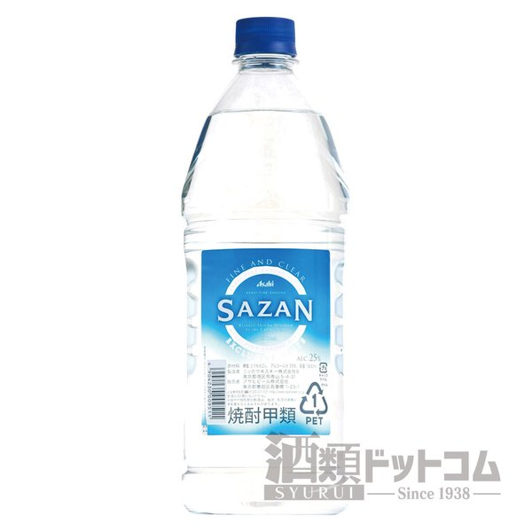 サザン 25度 1800mlペットボトル|syurui-net