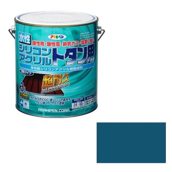水性シリコンアクリルトタン用 3L