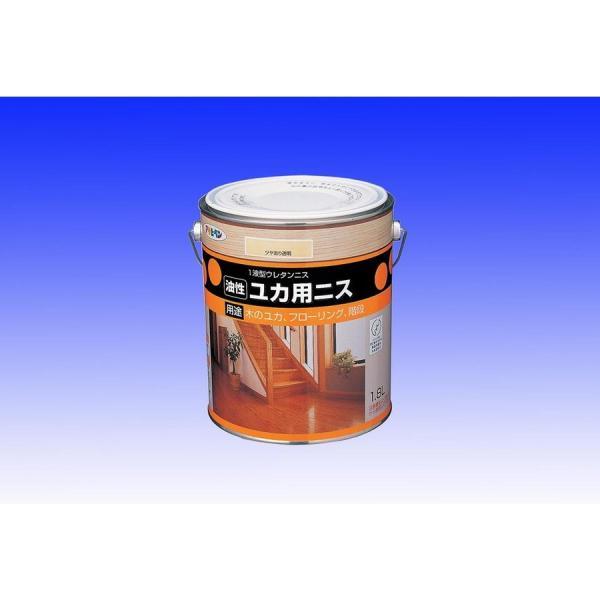油性ユカ用ニス 1.8L