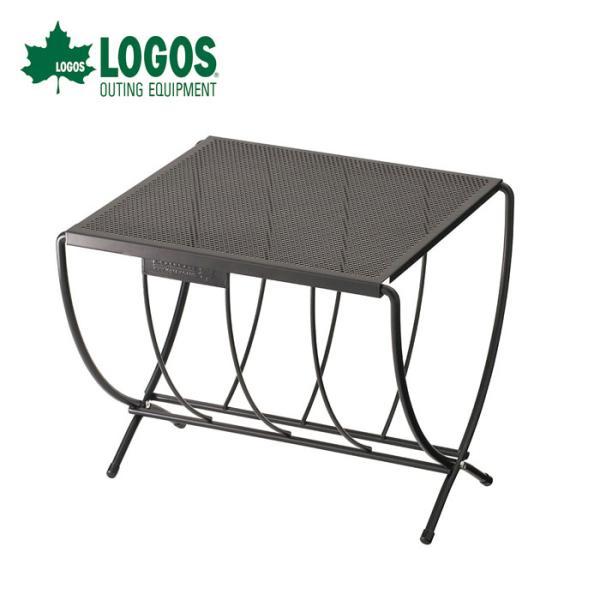 LOGOS(ロゴス)   LOGOS 薪ラックテーブル  81064154