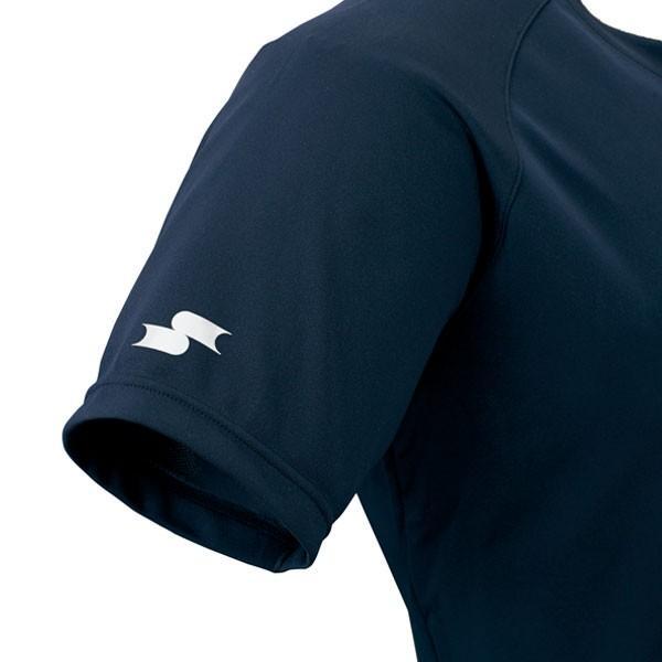 メール便対応 エスエスケイ SSK 野球 クルーネックTシャツ メンズ・ユニセックス BT2250-20 szone 03