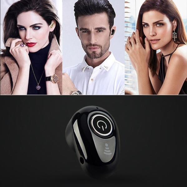 Bluetooth イヤホン ワイヤレスイヤホン  iPhone アンドロイド 対応  ブルートゥース イヤフォン イヤホンマイク 方耳 USB 充電  高音質 重低音|t-a|03