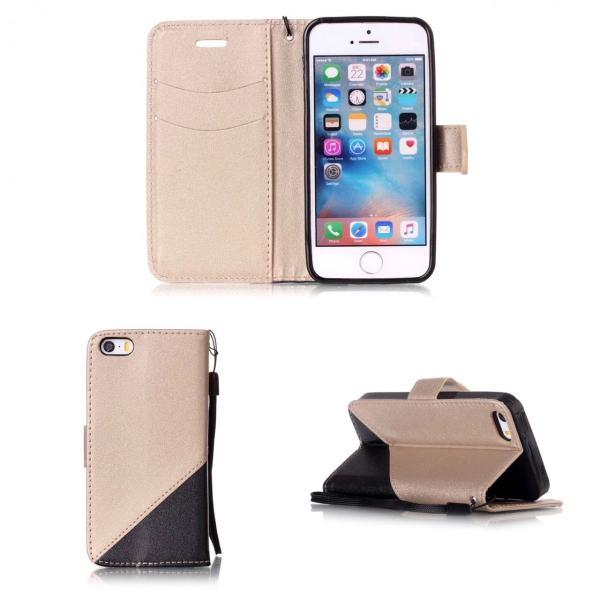 iPhone7 iPhone8 iPhone7 8 PLUS iPhone6 6s 手帳型ケース レザー ツートンカラー おしゃれ 液晶フィルム付き スマホカバー シンプル 5Color|t-a|08