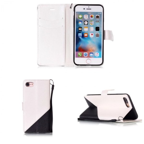 iPhone7 iPhone8 iPhone7 8 PLUS iPhone6 6s 手帳型ケース レザー ツートンカラー おしゃれ 液晶フィルム付き スマホカバー シンプル 5Color|t-a|10
