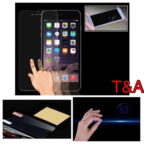 iPhone6 iPhone 6S iPhone 手帳型レザーケース+強化保護フィルム 茶色 2 収納 オシャレ スマホカバー 携帯ケース  ブラウン|t-a|04