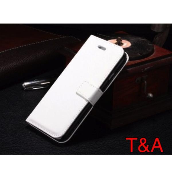 iPhone6 iPhone 6S iPhone  手帳型4.7レザーケース+強化保護フィルム付き 白 収納 2 オシャレ スマホカバー 携帯ケース  ホワイト|t-a