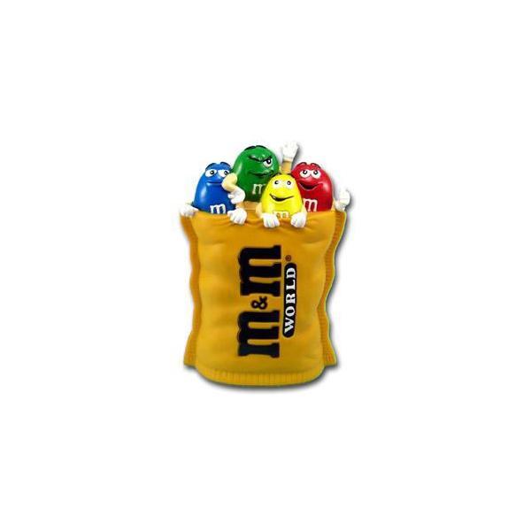 貯金箱m&m's チョコパックバンク ■ エムアンドエムズ キャラクター アメリカン雑貨|t-bravo