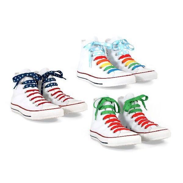 クレイジーレース ■ 靴紐 紐 ひも シューレース スニーカー アメリカン雑貨 メール便可 t-bravo 02