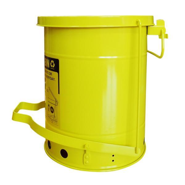 ゴミ箱ダンキングビン (23L) ■ ふた付き ごみ箱 23リットル ダストビン トラッシュカン アメリカン雑貨|t-bravo|03