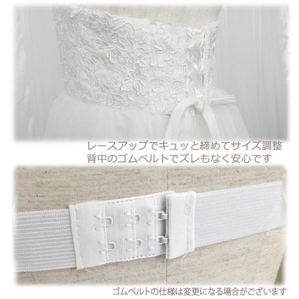 ウェディングドレス エンパイア ドレス 人気のエンパイアライン 二次会 花嫁ドレス 海外挙式 妊婦さんにオススメ Wedding 8865wd|t-bright|09